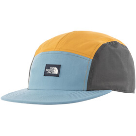 The North Face Class V TNF Five Panel Hat storm blue multi